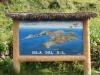 Overzichtskaart Isla del Sol