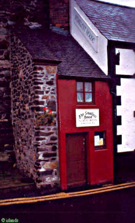 Conwy - Kleinste huis