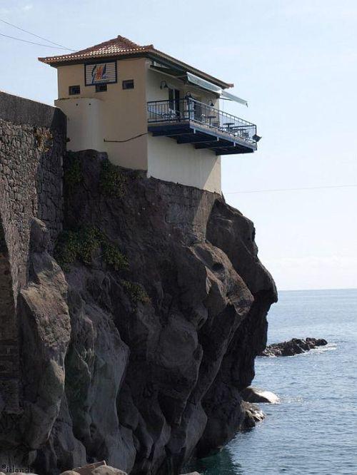 Café in Madeira