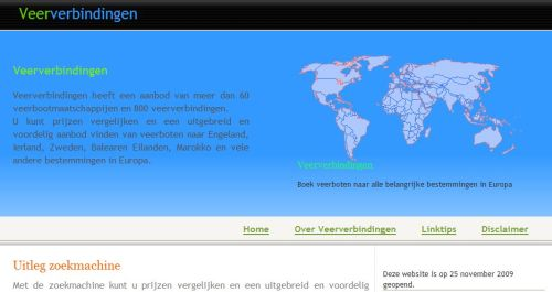 www.veerverbindingen.nl