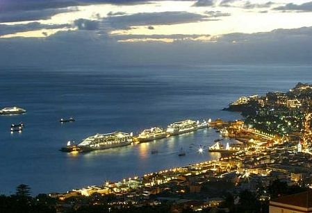Haven Funchal Madeira