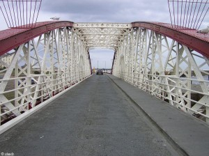 Isle of Man - Ramsey Swing Bridge