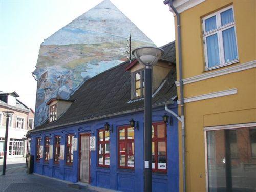 Eiland Mon Denemarken
