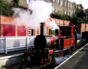 Manx Steam Railway - Isle of Man