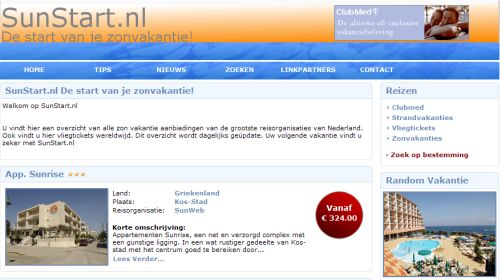 sunstart.nl