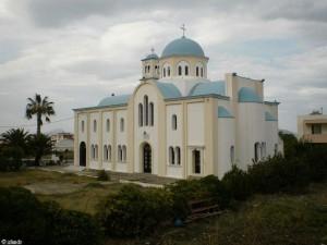 kerk Zipari - eiland Kos