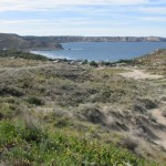 Puerto Pirámides en de zuidelijke baai