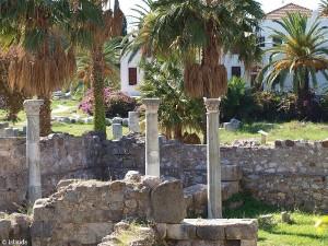 Agora - eiland Kos