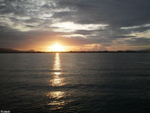 zonsondergang eiland kos