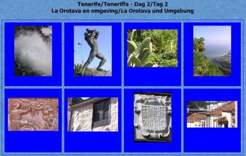 Tenerife foto dagboek for Botanische tuin tenerife