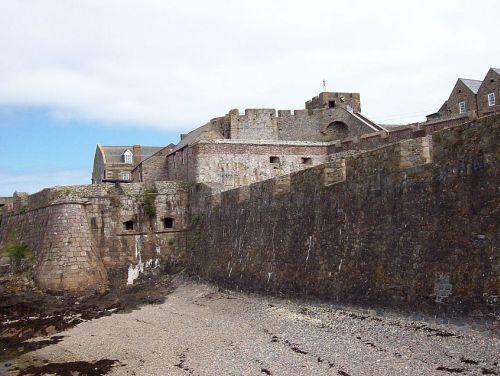 Castle Cornet Guernsey