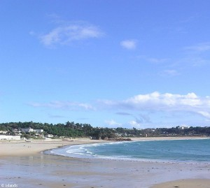 St. Aubin's Bay - Kanaaleiland Jersey