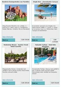 Reizen-Pagina Eilandenblog