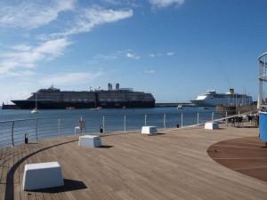 Cruiseschepen van Madeira