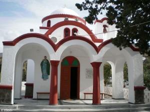 Kapel in Mandraki