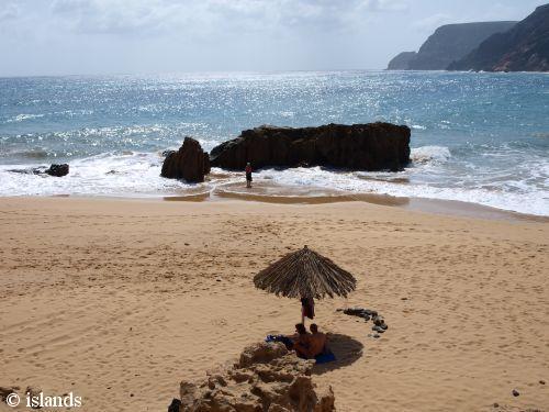Strand Porto Santo