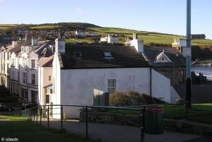 Straatjes van Port Erin
