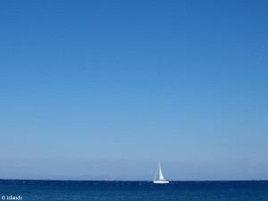 Het blauw van Rhodos