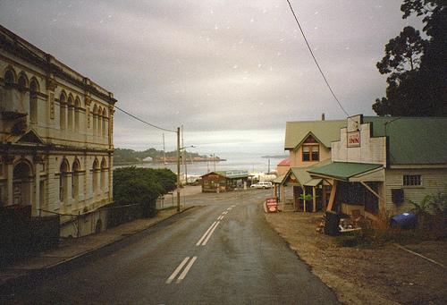 Strahan Tasmanië