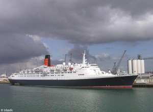 Cruiseschip Queen Elizabeth II