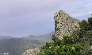 Landschap van La Gomera