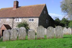 Pastorie op het eiland Wight