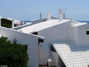 Het witte dorpje van Menorca