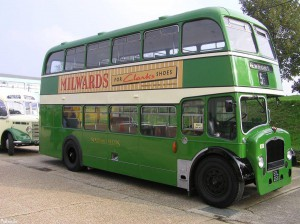 Oldtimer bussen