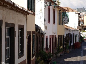 Oude Stad van Funchal