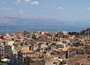 Daken van Korfoe-Stad