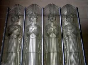 Glaskunst van Lalique