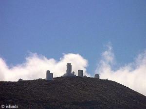 Sterrenwacht op Tenerife