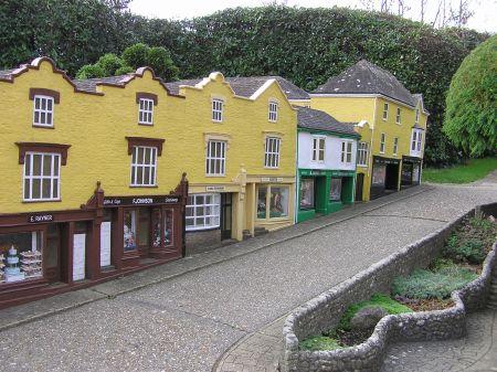Shanklin op eiland Wight