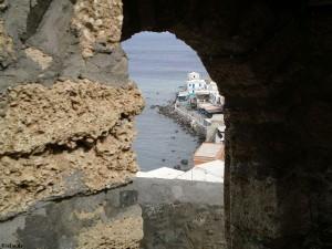 Kustplaatsje op Nisyros