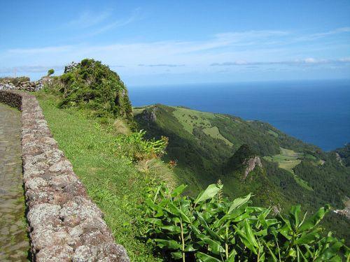 De natuur op de Azoren