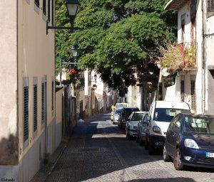 De oude stad van Funchal
