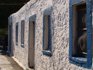 Grieks huisje