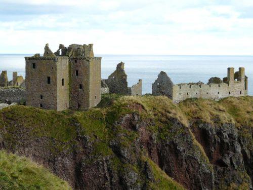 Schotland steden, natuur en kastelen