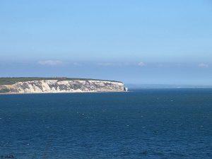 De kust bij Sandown