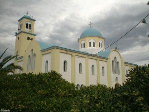 De kerk van Zipari