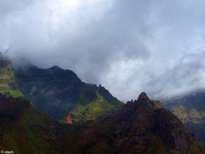 Pico do Arieiro op Madeira