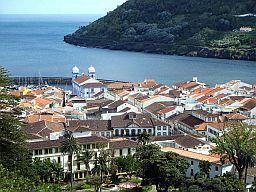 Het eiland Terceira