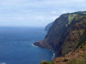 Kliffen bij Ponta do Pargo