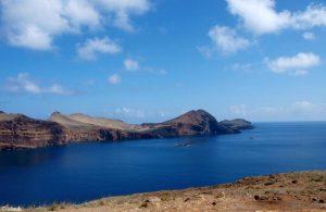 Het schiereiland Punta de San Lorenzo