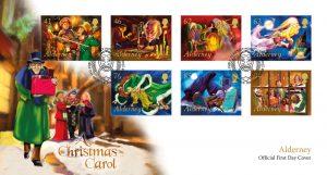 Kerstmis en postzegels