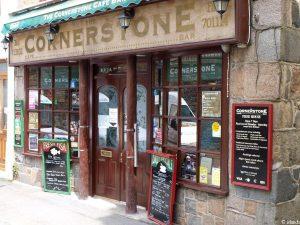Een pub op Guernsey