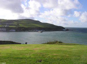 Strand van Port Erin