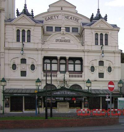 Het Gaiety Theatre op Isle of Man