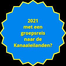 Groepsreis Kanaaleilanden 2021