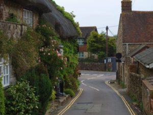 Godshill is typisch Engels